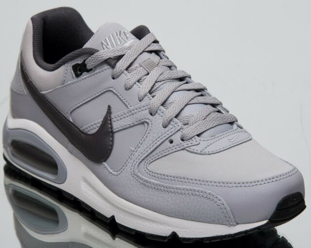 wholesale dealer 277e8 9fd9b Nike Air Max Command Leather New Men s Lifestyle Shoes Wolf Grey 2019  749760-012