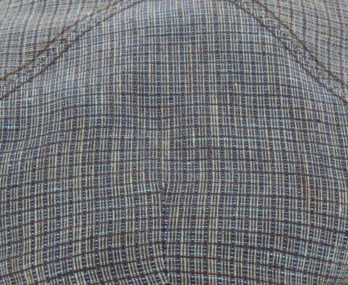 Stetson 4-Panel Linen Bruan Bakerboy Cap