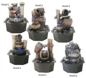Lovely Das Bild Wird Geladen Zimmerbrunnen Mit Pumpe  6 Motive Zur Auswahl Luftbefeuchter