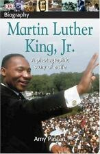 DK Biography: Martin Luther King, Jr. by Promo Levi, Dorling Kindersley Publishing Staff and Amy Pastan (2004, Paperback)