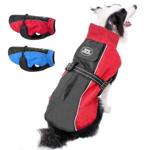 Gran-perro-Ropa-Perro-Grande-Invierno-Abrigo-Chaqueta-Impermeable-Calido-Reflectante-3XL-5XL