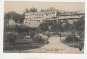 Argeles Gazost Hotel De France Vintage Postcard US026 - Aberystwyth, United Kingdom - Argeles Gazost Hotel De France Vintage Postcard US026 - Aberystwyth, United Kingdom