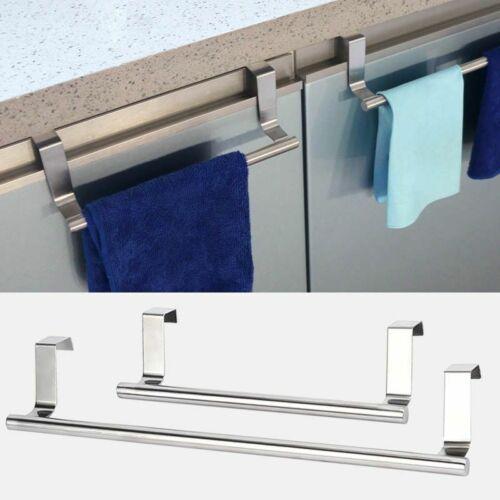 Towel Racks Size Over Kitchen Door Bar Hanging Holder Shelf Home Organizer Long