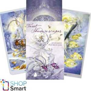 Details about SHADOWSCAPES TAROT CARDS DECK AND BOOK SET STEPHANIE PUI MUN  LAW LLEWELLYN NEW