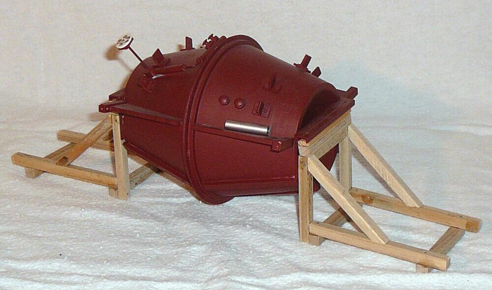 Mit Holzgestell für auf einen Tieflader(Eigenbau Self-'s building) 331   1 50