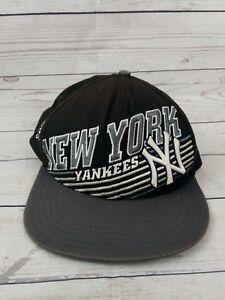 f20bdfc79fb New York Yankees New Era Hat Adjustable Baseball Cap Snapback black ...