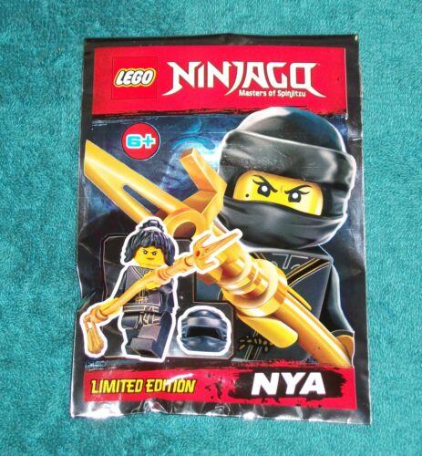 LEGO NINJAGO Nya Polybag Set 891837 BNSIP