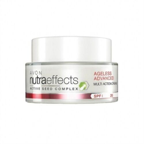 AVON nutraleffects Ageless Advanced Anti Falten Tagescreme   SPF 20  45+   50ml