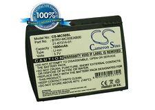 3.7V battery for Symbol MC50, 21-67314-01, MC5040, BTRY-MC50EAB00 Li-ion NEW