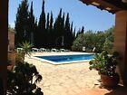 Mallorca Finca Landhaus Pension Juli 2017 Übernachtung Doppelzimmer Frühstück