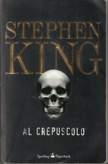Al crepuscolo di King, Stephen ed. Sperling Paperback