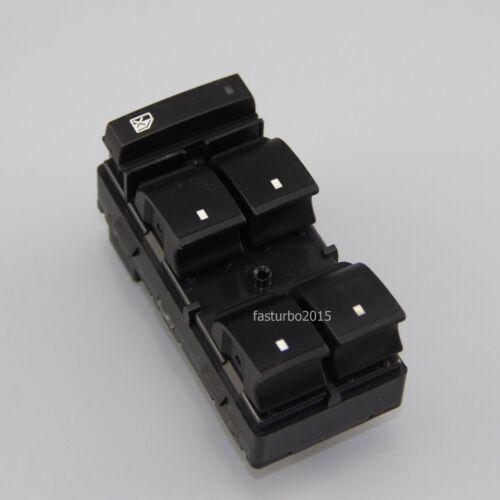 Front Left  Power Window Switch for Chevy Traverse Hhr Silverado GMC 20945129NEW