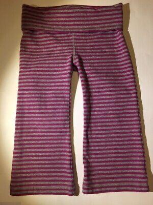 Tea Collection waffle leggings yoga pants EUC  3-6 3 6 12 18 24 2 2T 3T CHOICE