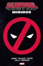 DEADPOOL MINIBUS HARDCOVER NEW PRINTING OMNIBUS HARDCOVER *480 Pages* Hardback