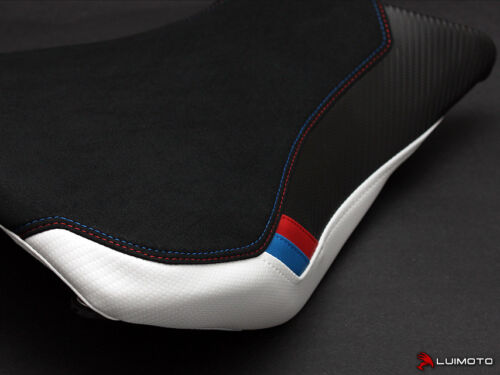 BMW S1000RR 2015-2017 RIDER SEAT COVERS COVER MOTORSPORTS LUIMOTO