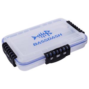 Bassdash 3600 Fishing Tackle Storage Waterproof Tackle Boxes Adjustable Dividers