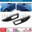 SIDE-INDICATOR-REPEATER-SURROUNDS-SET-FOR-OPEL-VAUXHALL-ZAFIRA-A-B-VXR-13250944 thumbnail 1