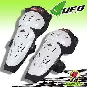 Genouilliere-Genouilleres-Protection-Genou-UFO-Plast-Couleur-Blanc-Universel