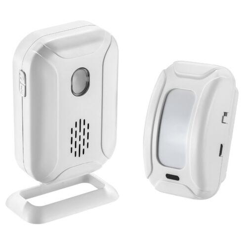 Wireless Security Doorbell Motion Sensor Detector Alarm Welcome Chime Alert