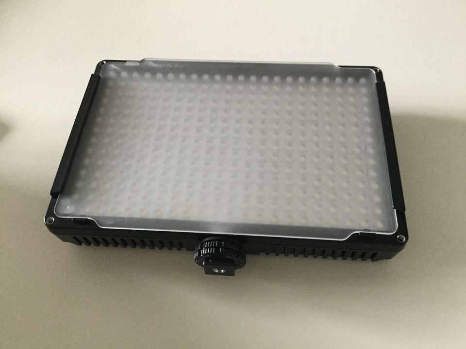 Trådløs videolys, Sonnon, DL-913