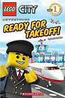 Lego City Adventures: Ready for Takeoff! by Sonia Sander (Paperback / softback)