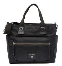 Marc Jacobs Biker Black Nylon Baby Bag Retail M0012701