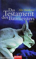 *~ Das TESTAMENT des BAUMEISTERS - Alis HAWKINS tb (2009)