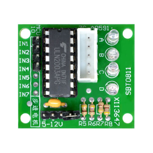 10PCS ULN2003 Stepper Motor Driver Board Module 5V 12V for Arduino AVR ARM
