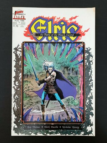 Details about  /ELRIC #1 FIRST COMICS 1988 VF+