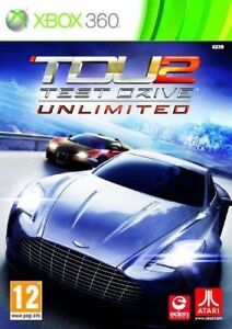 Test-Drive-Unlimited-2-Xbox-360-Excellent-Condition-1st-Class-FAST-Delivery