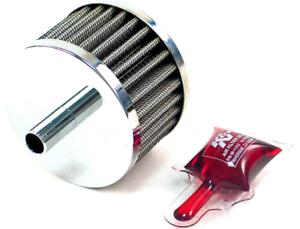 62-1140-K-amp-N-crankcase-vent-filter-76mm-OD-51mm-Height-13mm-vent-od