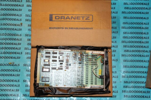 Dranetz 626-PA-6008 Temperature & Humidity Monitor PCB Card 626PA6008 New
