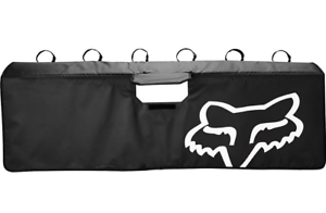 FOX RACING BLACK LOGO PREMIUM MTB TAILGATE COVER PAD BIKE CYCLE XC FR DH LARGE