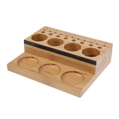 Fly Tying Tool Caddy Foam Vise Clamp Tool Holders Fishing Fly Tying Station