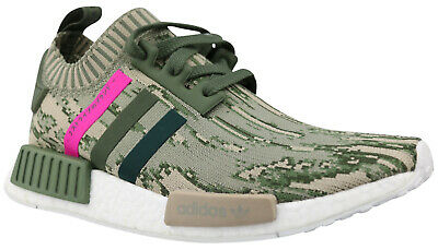 Adidas NMD R1 W PK Primeknit Damen Sneaker Turnschuhe BY9864