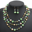Women-Chunky-Fashion-Crystal-Bib-Collar-Choker-Chain-Pendant-Statement-Necklace thumbnail 37