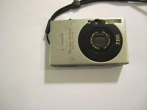 canon powershot camera sd1000 a1.17