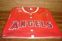 Mlb La Angels Of Anaheim Baseball Party-10 1/2 Plates 18 Count Package