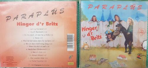 1 von 1 - Hinger Dae Britz von Paraplüs (1993)