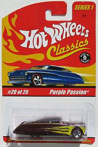 Hot Wheels Classics Series 1 ~ Purple Passion  #20 of 25
