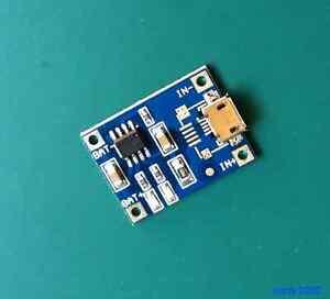 1x-Modulo-Carga-cargador-bateria-litio-li-ion-TP4056-micro-USB-Arduino-CHARGER