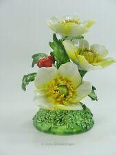 Bone China Staffordshire England Radnor - Porzellan - Blumen ca.10,5 cm hoch (1)
