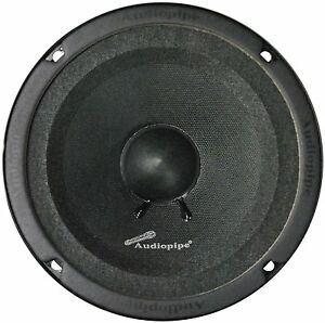 """NEW 6.5/"""" Woofer Speakers.Open MidRange.8ohm.6-1//2.Home.PA.voice vocal.Pair 2"""