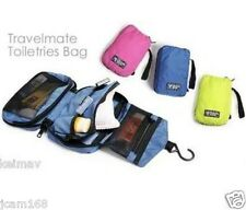 Hanging Travel Mate Toiletry Kit Bag organizer travelmate cosmetic pouch