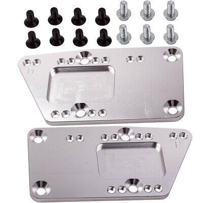 LS1 Conversion Motor Mount Adapter Plates LS6 5.3 6.0