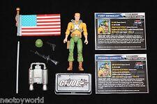 GI Joe Hasbro 50th Chase for Mass Device 3 Pack Duke Figure Complete Mint