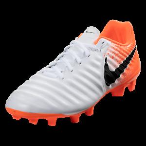 Nike tiempo legend VII 7 Academia FG Botines De Fútbol blancoo Cochemesí  Soccer  Cleats