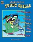 Middle School Study Skills by John Ernst (Paperback / softback, 1996)