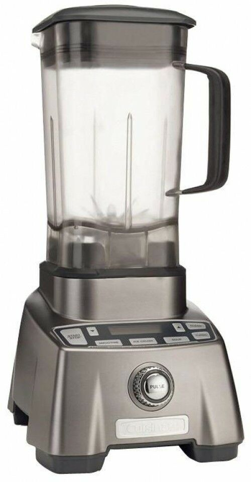 Blender Touchpad Controls Dishwasher Safe Parts Detachable Weighted Base