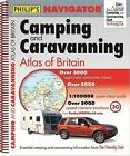 Philip's Navigator Camping and Caravanning Atlas of Britain by Octopus Publishing Group (Spiral bound, 2014)